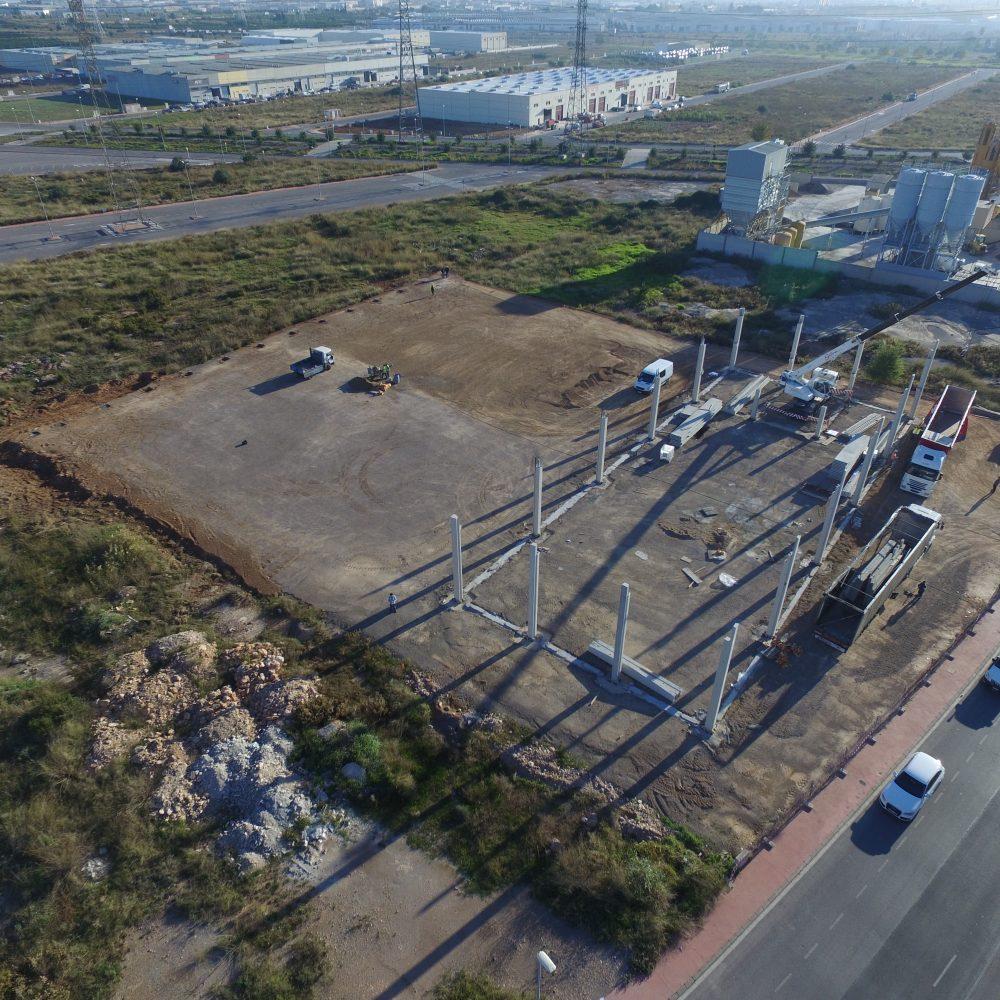 Electrogrup empieza obra para nuevas instalaciones