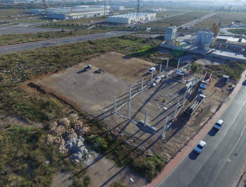 Electrogrup comença obra per a noves instal·lacions