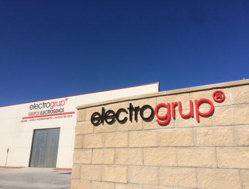 Electrogrup se traslada a sus nuevas instalaciones