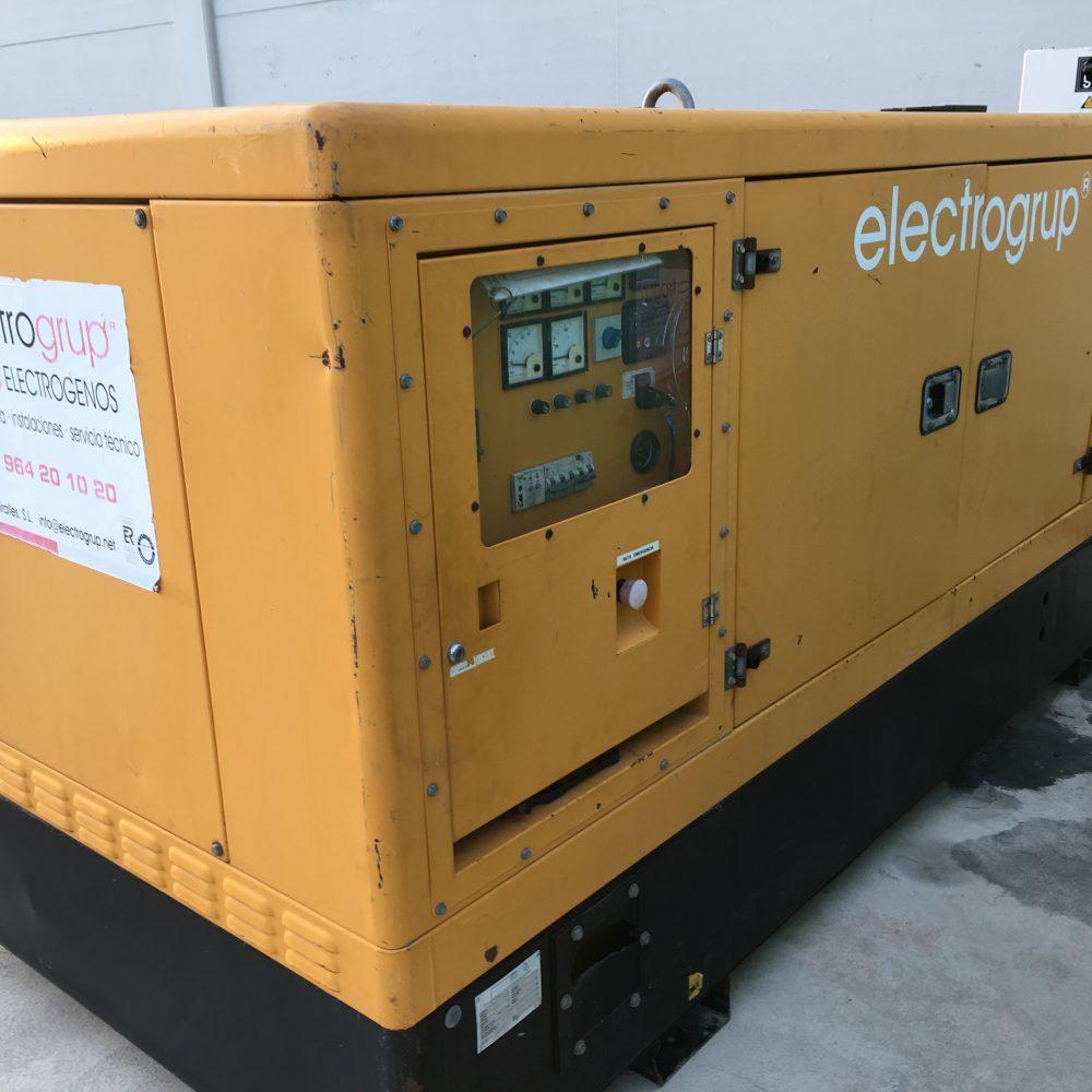 Grupo Electrógeno 125 kVA ocasión