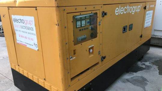 Grup Electrògen 125 kVA ocasió