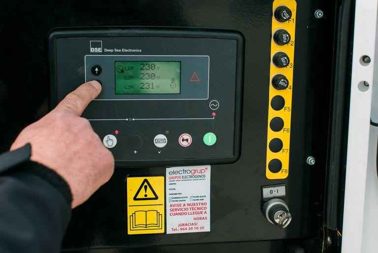 Venta e instalación de generadores eléctricos