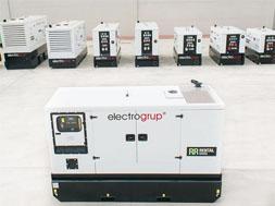 Alquiler de generadores eléctricos