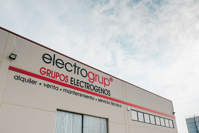 Grupos electrógenos Castellón sede