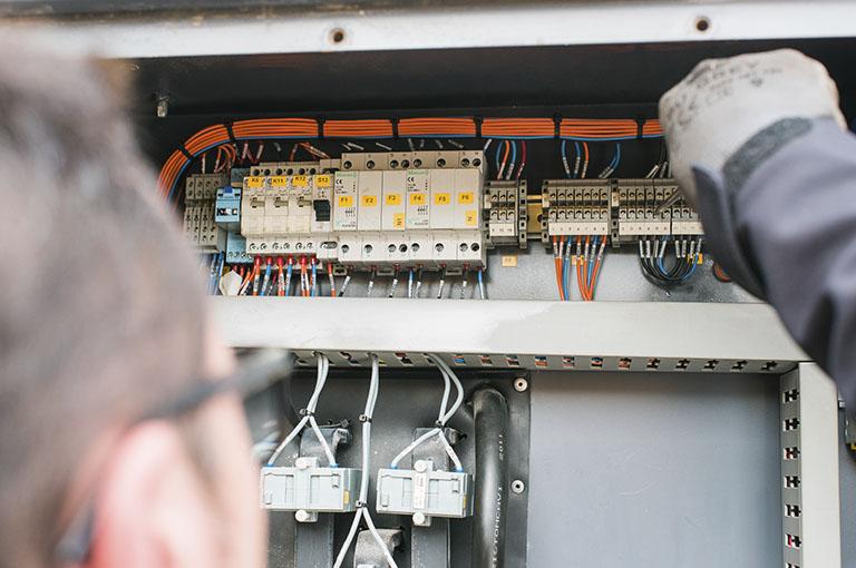 Manteniment de generadors elèctrics