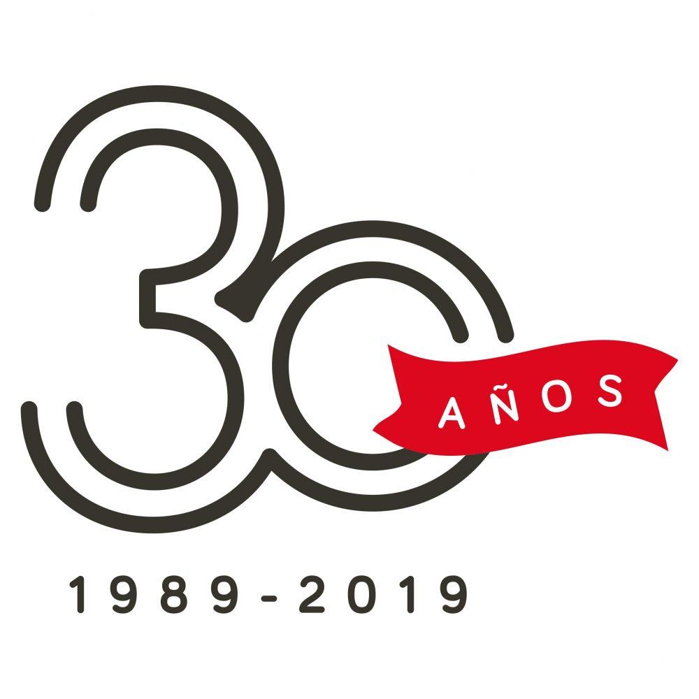 Cumplimos 30 años